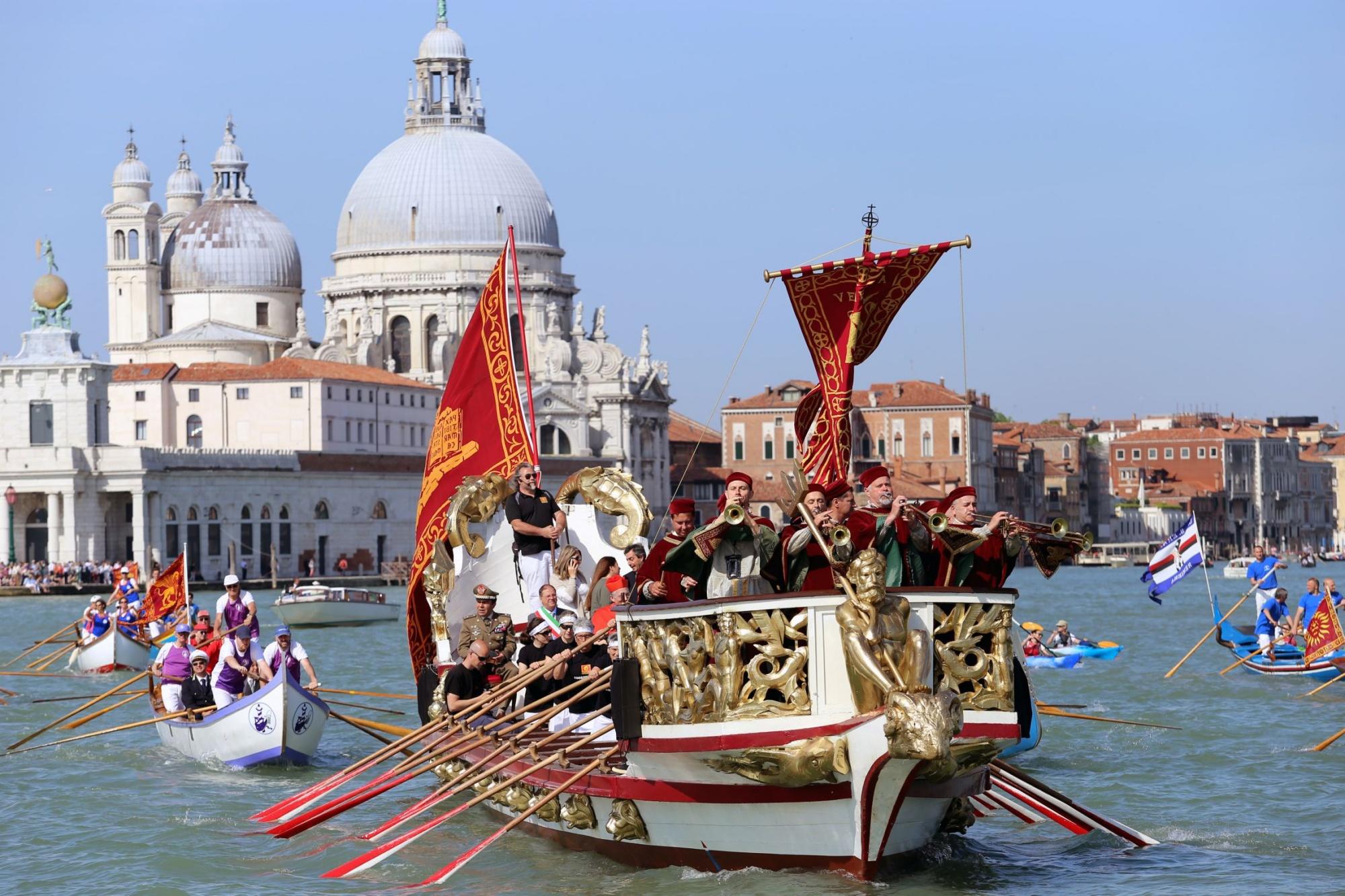 Αποτέλεσμα εικόνας για Festa della Sensa