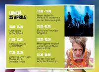 Live Music Mestre 25 aprile 2016