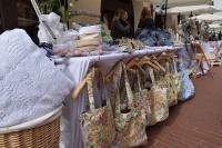mercato dei portici di via palazzo a Mestre