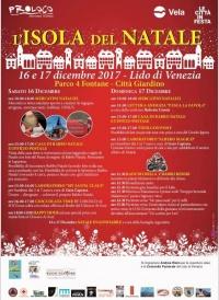 L'isola del Natale 2017- Lido di Venezia