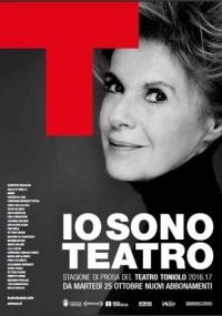 Manifesto stagione Io sono Teatro 2016/2017
