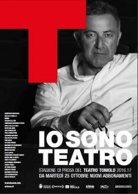 Manifesto Io sono Teatro 2016/2017