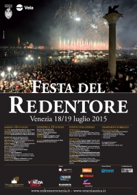 Poster Redentore 2015