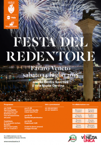 Festa del Redentore 2018 - Favaro Veneto