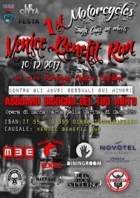 1^ Venice benefit run 2017