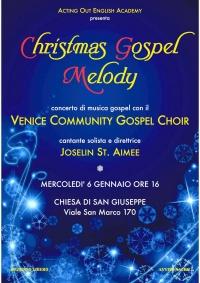 Concerto gospel per Ol Moran