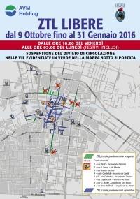 ZTL mappa Mestre