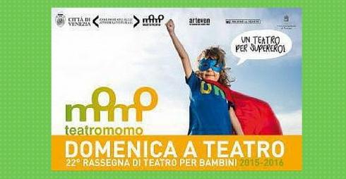 Domenica al teatro 2015-2016