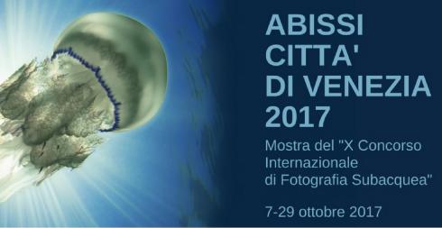 Abissi. Città di Venezia 2017
