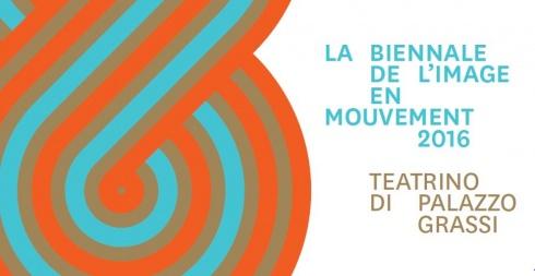 La Biennale de l'Image en Mouvement 2016