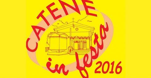 Catene in Festa 2016, locandina