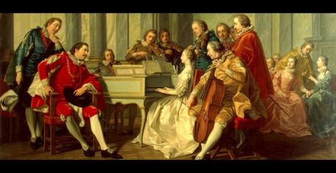 Concerto di musiche vocali del primo Seicento