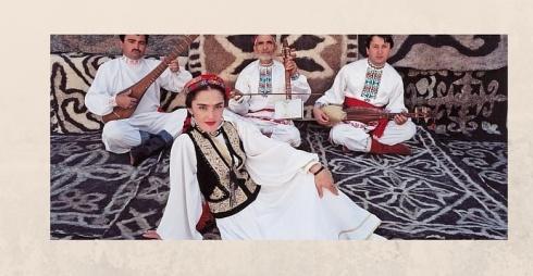 Concerto dell'Ensemble Badakhshan (Tajikistan)