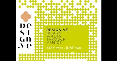 DESIGN.VE design walks through Venice - locandina evento