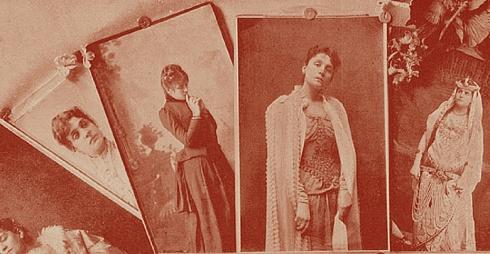 Il laboratorio dell'attrice. Copioni annotati di Eleonora Duse