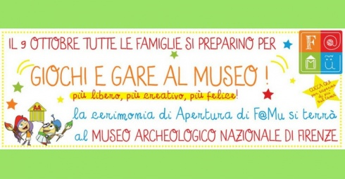 F@MU 2016 - Giornata Nazionale delle Famiglie al Museo