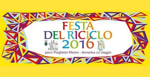 Festa del riciclo 2016, banner facebook