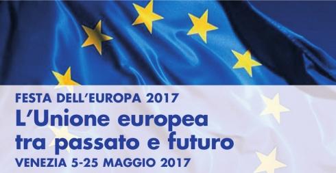 Festa europea 2017 a venezia