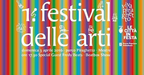 1. Festival delle Arti