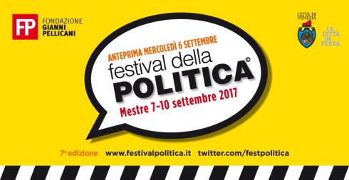 festival della politica 2017