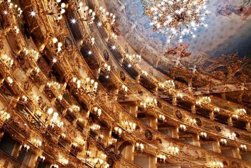The Fenice theatre