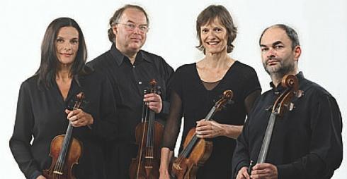 Forgotten string quartets
