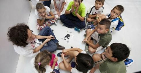 Palazzo Grassi, Kids workshops