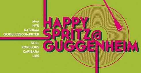 Happy Spritz @ Peggy Guggenheim