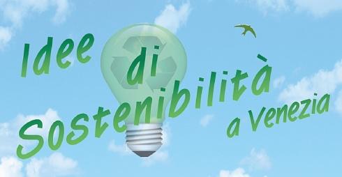 Idee di sostenibilità a Venezia