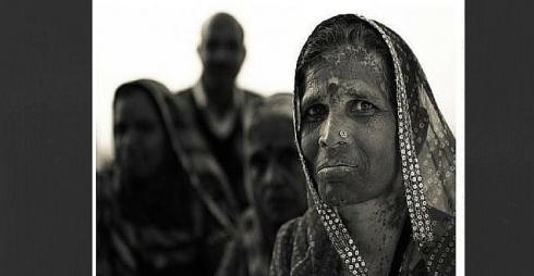 India: acqua , religione, quotidianità