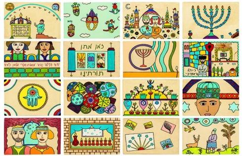 Joel Itman Una collezione di ceramiche originali 2015-2016 5776-5777
