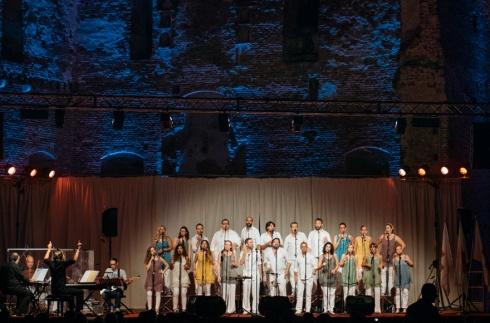 Joy Singers & Love songs - immagine di scena