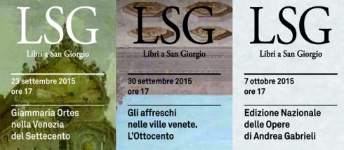 Libri a San Giorgio
