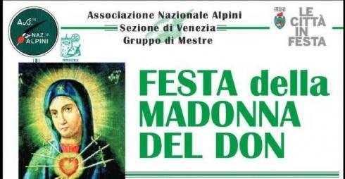 Festa della Madonna del Don locandina