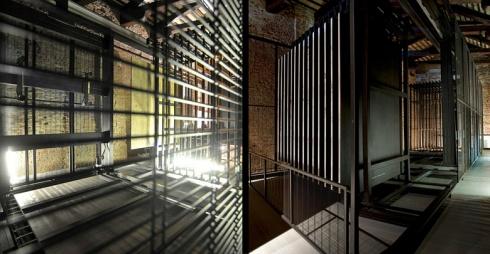 Magazzini del Sale, immagine interni spazio espositivo