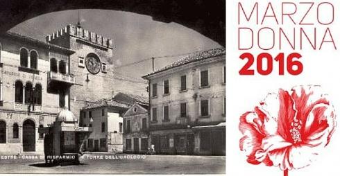 Mostra fotografica alla Torre Civica di Mestre