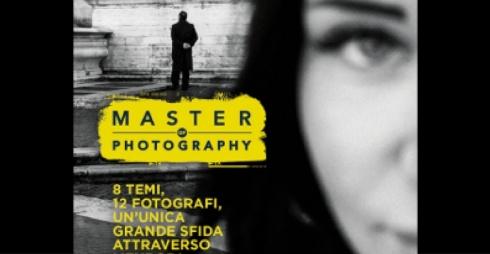 Locandina Master of Photography