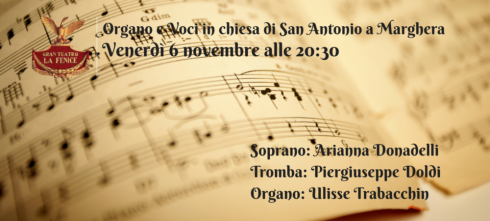 concerto fenice a marghera