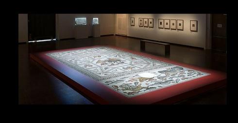 Mosaico romano di Lod