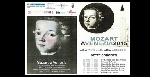 Mozart a Venezia