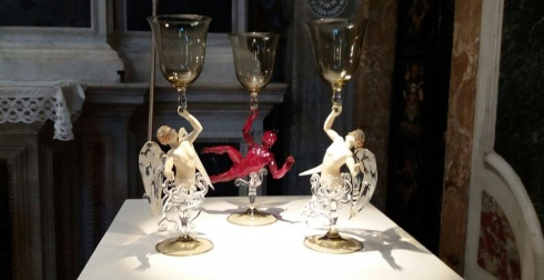 Murano glass Easter