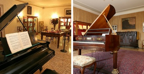 Appartamenti di Richard Wagner