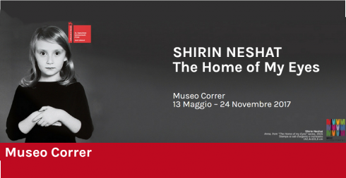 SHIRIN NESHAT The Home of My Eyes
