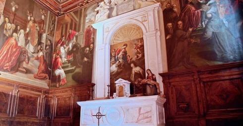 Oratorio dei Crociferi