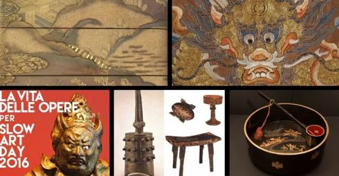 Visite guidate gratuite al Museo d'Arte Orientale – Aprile 2016