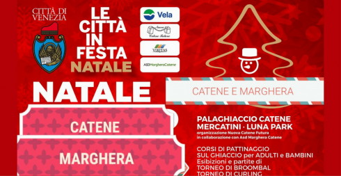Natale a Parco Catene Marghera 2017