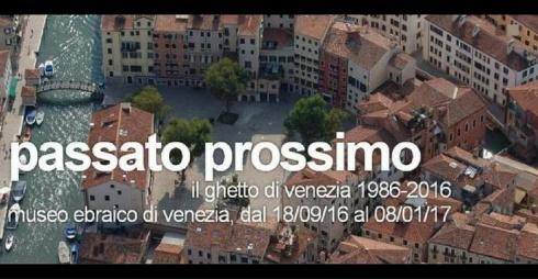 Immagine del Ghetto di Venezia dall'alto