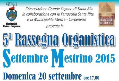 Rassegna Organistica 2015
