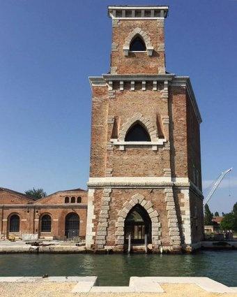 Torre di Porta Nuova in Arsenale Nord
