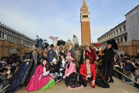 Finale Maschera più Bella Carnevale di Venezia 2017
